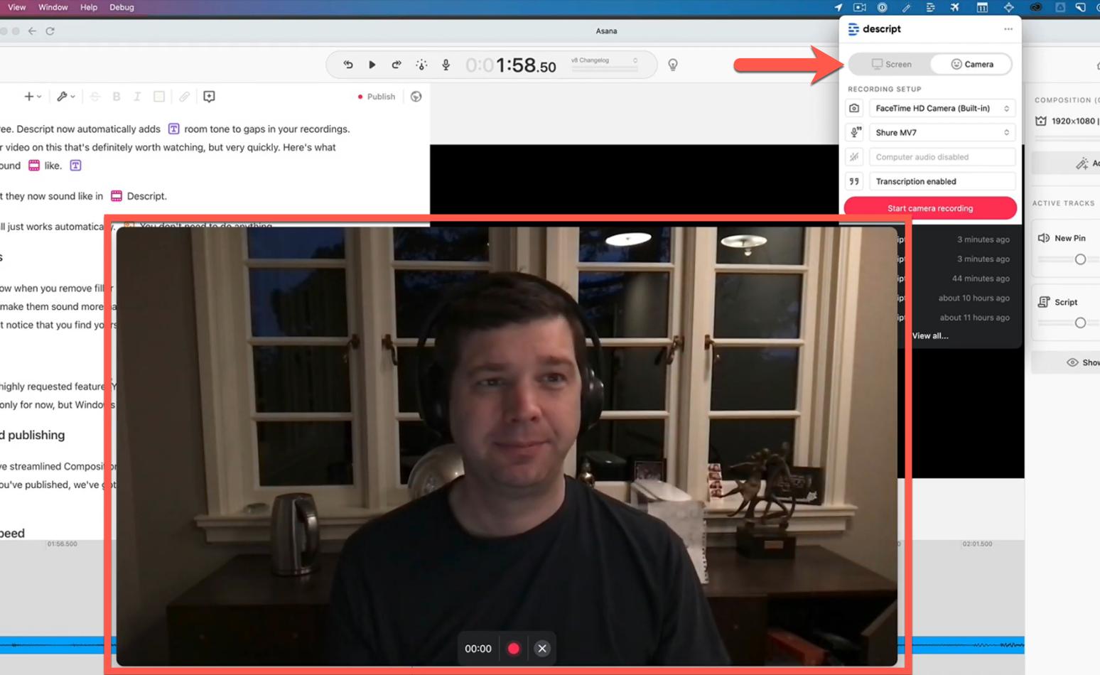 fullscreen-webcam-recording