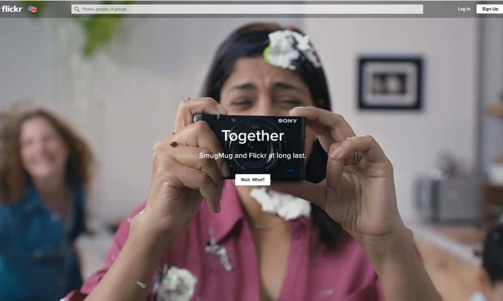 SmugMug Buys Flickr - SMCO | Beamer