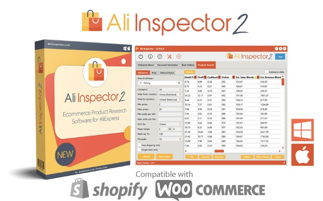 New Product/Review] Ali Inspector v2 - George's Sites | Beamer